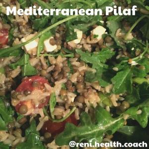 MediterraneanPilaf